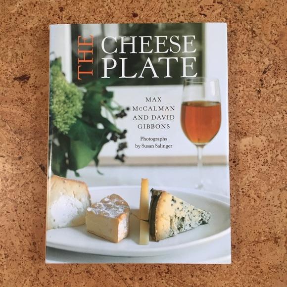The Cheese Plate hardback coffee table book